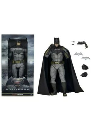 New in Box Neca DC Batman vs Superman Ben Affleck 1/4 Scale 18 Inch Batman Collectible Action Figure Toy for Sale in Chicago, IL