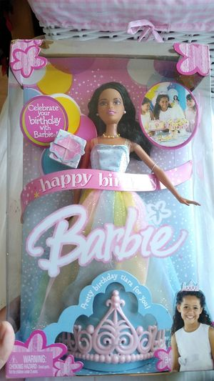 Birthday Barbie doll for Sale in Las Vegas, NV