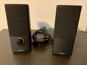 Bose Companion II Series III Desktop Computer Speakers for Sale in Olympia, WA