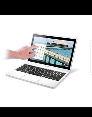 "Acer 11.6"" C720P Chromebook Touchscreen (4GB RAM, 16GB SSD) - Grade C for Sale in Boston, MA"
