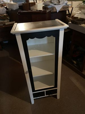 Cabinet with glass door for Sale in Kensington, MD