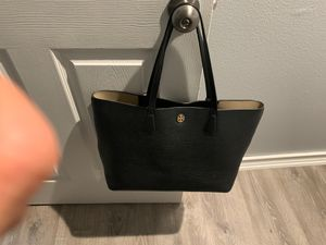 Tory Burch large tote black OBO for Sale in Largo, FL