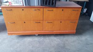 File cabinet $60 for Sale in Alexandria, VA