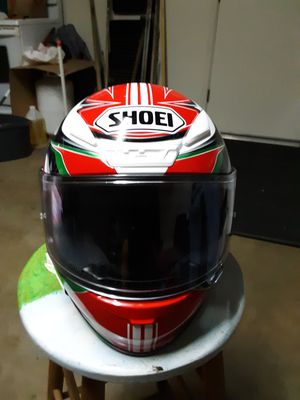 SHOEI MOTORCYCLE HELMET for Sale in Fresno, CA