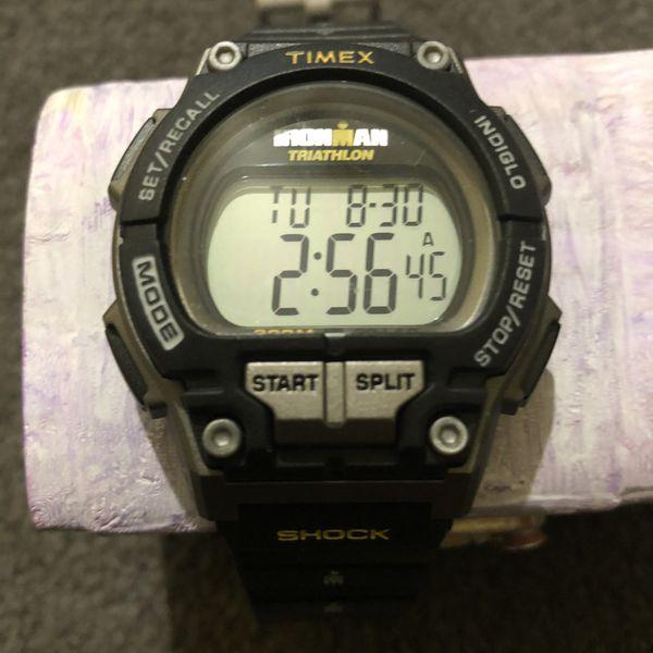 Timex shock