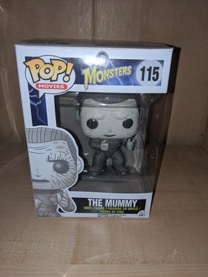 The Mummy Funko Pop for Sale in Riverside, CA