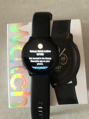 New Samsung Galaxy active watch 40mm for Sale in Gardena, CA