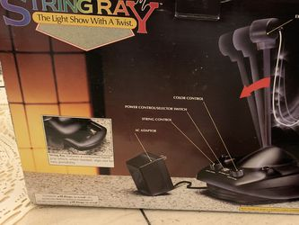 Stingray Classic Laser Light Show Device for Sale in Seattle,  WA