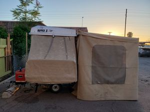 1990 Napper motorcycle camping trailer for Sale in Mesa, AZ
