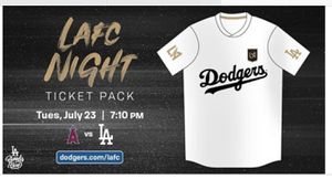 Dodgers vs Angels LAFC Night tickets for Sale in Monterey Park, CA