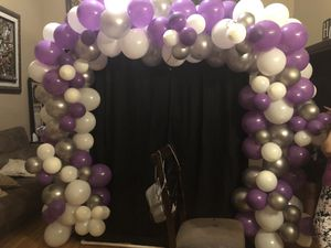 Balloons garland for any occasion for Sale in Avondale, AZ