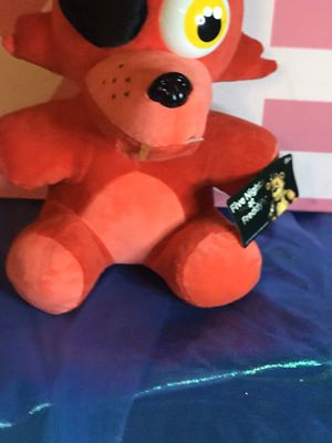 Five nights at Freddy's plush stuffed animal-Red! New! for Sale in Savannah, GA