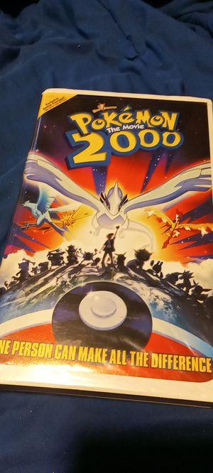 Pokemon 2000 vhs for Sale in Rialto, CA