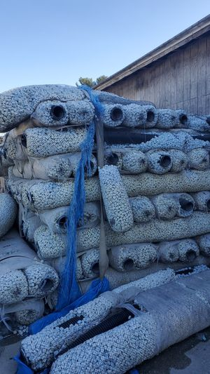 """Free 4"""" Perforated pipe for Sale in Sanford, ME"""