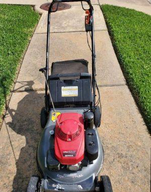 Honda HRC216HXA Commercial Grade Mower for Sale in Fresno, CA