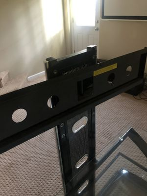 TV stand with mount for Sale in Beachwood, NJ