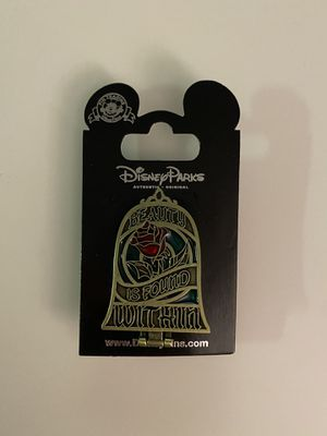 Beauty and the Beast Mirror Pin for Sale in Las Vegas, NV