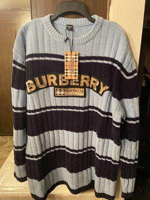 Burberry size xl for Sale in La Mesa, CA