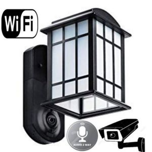 Maximus L.E.D Motion Activated, Voice Activated, Hidden Security Camera Portch Light, Mic & Speaker for Sale in Pinellas Park, FL