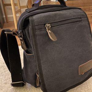 XINCADA Canvas Crossbody Messenger Bag for Sale in Redwood City, CA