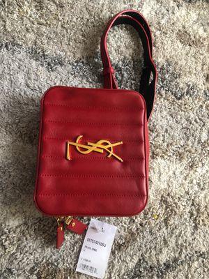 YSL Yves Saint Laurent AUTHENTIC new Waist belt bag for Sale in Peoria, AZ