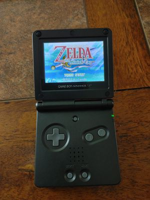 Game boy advance sp ags 101 for Sale in Wadsworth, OH