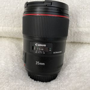 Canon EF 35mm 1.4L II USM Lens for Sale in San Diego, CA