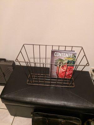 Magazine Rack for Sale in TEMPLE TERR, FL