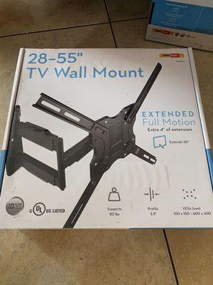 Omni Mount extended full motion 28-55inch for Sale in Alafaya, FL