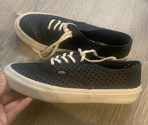 Star Cut Out Vans Shoes - Women's 8 for Sale in Anaheim, CA