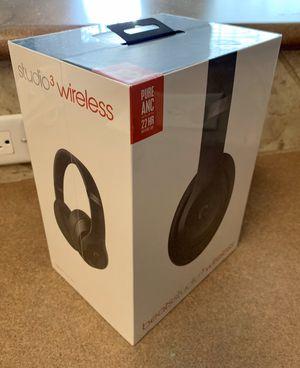 Beats Studio 3 Wireless Noise Canceling Headphones for Sale in Austin, TX