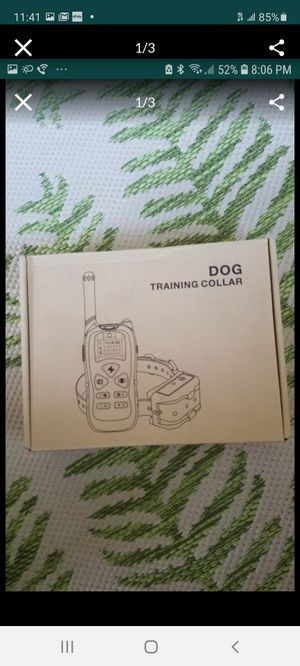 Dog training collar for Sale in Hawthorne, CA