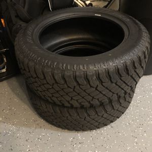 Brand New Tires Atturo 275/55 R20 for Sale in Fort Lauderdale, FL