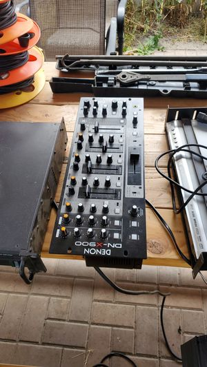 Dj and lighting equipment for Sale in San Diego, CA