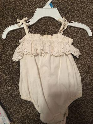 baby girl onesie for Sale in Sanger, CA