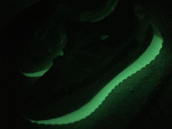 Yeezy Glow In The Dark Size 7 Deadstock