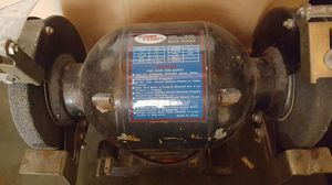 Power craft 6in bench grinder for Sale in Cleveland, OH