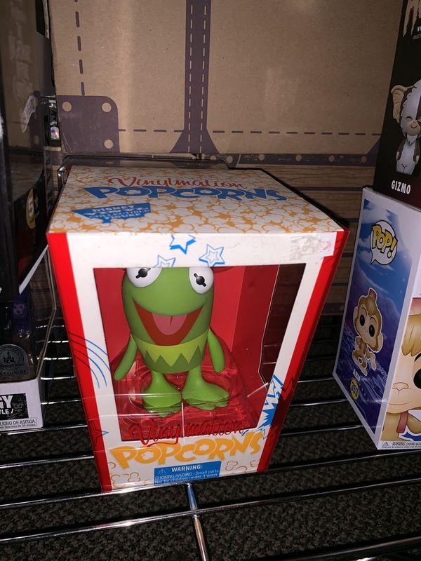 Vintage Disney muppets pop vinyl collectibles toy
