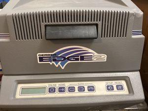 Gerber Edge thermal printer 2 for Sale in Andover, KS