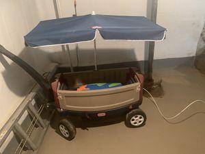 Little tikes umbrella wagon for Sale in Greenock, PA