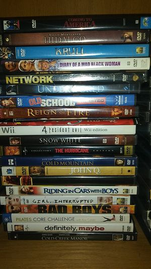Dvds for Sale in Austell, GA
