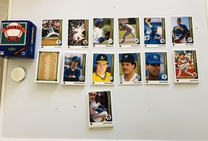 1989 Upper Deck High # Series Baseball Cards for Sale in Joint Base Pearl Harbor-Hickam, HI