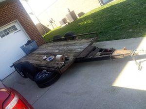 12 ft car trailer for Sale in Clarksville, TN