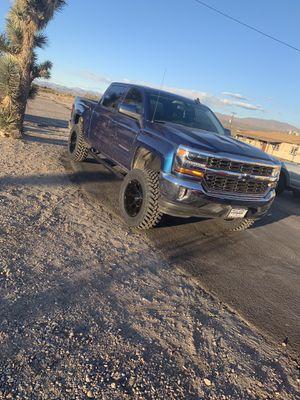 Lifted 2016 Silverado for Sale in North Las Vegas, NV