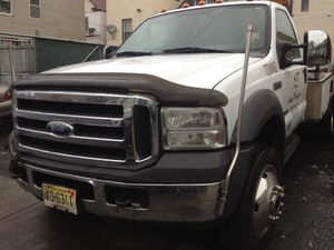 05 ford f450 self loading tow truck 4x4 for Sale in Perth Amboy, NJ