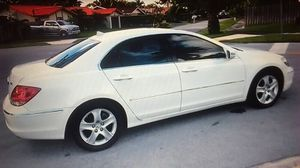 2oo5 ACURA RL 3.5 AWD Low Miles, Clear Title for Sale in San Francisco, CA