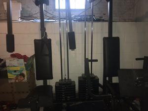 Weider Pro 9940 home gym for Sale in Sioux City, IA