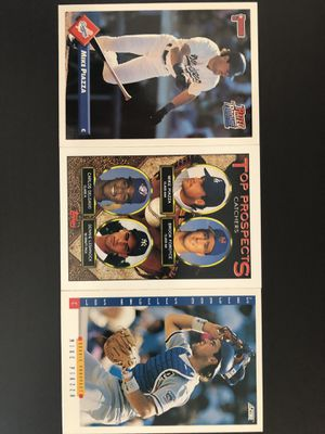 Mike Piazza Baseball Cards for Sale in Princeton, NJ