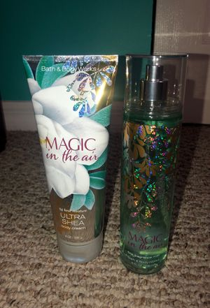 Bath & Body Works: Magic in the Air Set for Sale in Pembroke Pines, FL