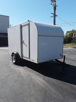 2004 Apache 6x12 Enclosed Trailer Single Axle for Sale in South Gate, CA